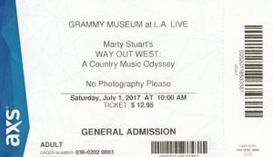 Grammymuseumticket